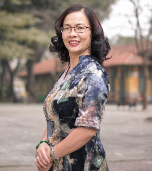 Cô Nguyễn Thị Thu Hà